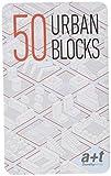 50 Urban Blocks (set of 50 cards)