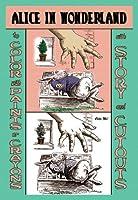 不思議のBuyenlarge 17244-4P2030アリス - 白ウサギとアリスのビッグハンド - カラーミー20x30のポスター