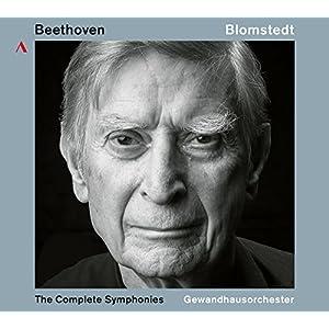 ベートーヴェン : 交響曲全集 (Beethoven : The Complete Symphonies / Blomstedt | Gewandhausorchester) [5CD] [Live Recording] [輸入盤] [日本語帯・解説付]