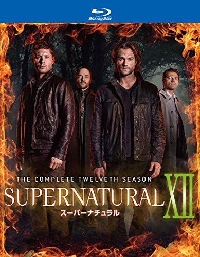 SUPERNATURAL XII <トゥエルブ・シーズン>ブルーレイ  コンプリート・ボックス(4枚組) [Blu-ray]
