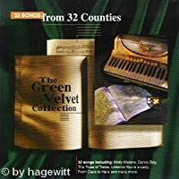 32 Songs From 32 Counties - Green Velvet Collection