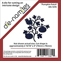 "Die-Namites Die-Pumpkin Patch, 2.9375""X3"" (並行輸入品)"