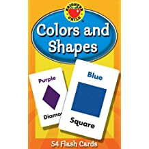 Colors and Shapes Flash pamphlet (Brighter Child Flash pamphlet)