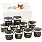 お取り寄せスイーツ アイス 人気商品 (イーペルの猫祭り ベルギーチョコレート グラシエ(10個))