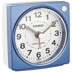 カシオ コンパクトサイズ電波時計 TQ-750J-2JF