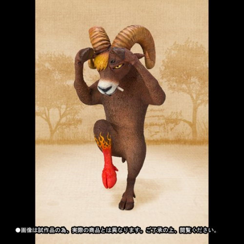 魂ウェブ商店限定 ワンピース フィギュアーツZERO Artist Special サンジ as ビッグホーン