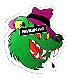(ミシカ)MISHKA ステッカー シール ORIGINAL STICKER HOWLIN' ADDER