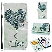 携帯電話のセット、Huawei社ノヴァ3iのプレミアムPUレザーリストボックススタイリッシュなプリント財布のためのファッション創造的な携帯電話の付属品