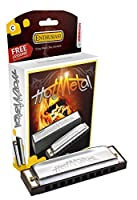 Hohner 572BX-Bb Hot Metal Harmonica Key of Bb [並行輸入品]