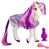 "Breyer Horses Color Changing Bath Toy | Luna the Unicorn | Purple / Pink / White with Surprise Blue Color | 8.5"" x 7"" | Unicorn Toy | Ages 2+ | Model #7233"