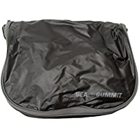 Sea To Summit ATLHTBLBK Hanging Toiletry Bag, Black/Grey, Large