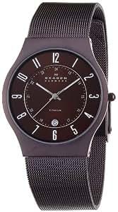 [スカーゲン]SKAGEN 腕時計 basic titanium mens 233XLTMD ケース幅: メンズ [正規輸入品]