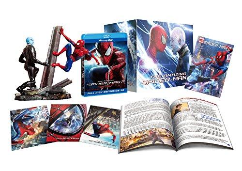 アメイジング・スパイダーマン2TM アメイジング・バトルBOX (初回限定版) [Blu-ray]