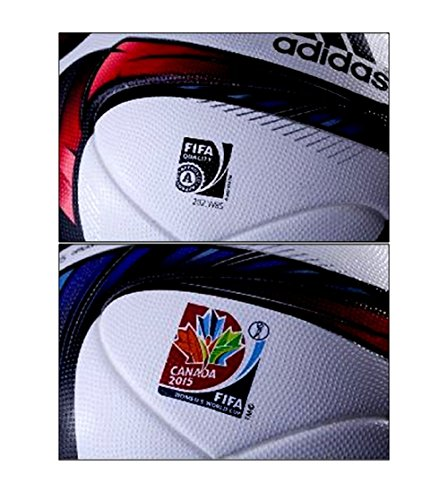 ADIDAS CONEXT15 FIFA WOMEN'S WORLD CUP OFFICIAL MATCH SOCCER BALL CANADA 2015/サッカーボール  FIFA 女子ワールドカップ カナダ 公式球 CONEXT15 (5)