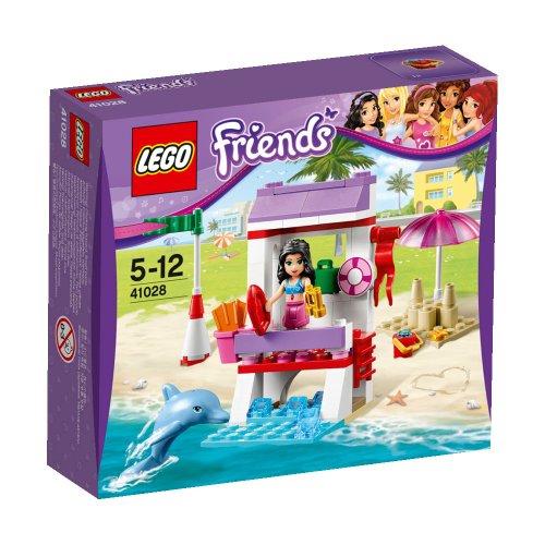 レゴ フレンズ ビーチライフガード 41028