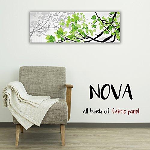 ファブリックパネル NOVA 【 L-Mサイズ 30cm×90cm 】