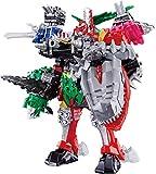 騎士竜戦隊リュウソウジャー 騎士竜シリーズ01&02&03&04&05 竜装合体 DXキシリュウオーファイブナイツセット