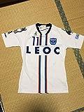 soccer junky 横浜FC アウェイ用レプリカユニフォーム Lサイズ No.11 三浦知良