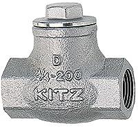 """キッツ ステンレス鋼製10Kリフトチャッキバルブ """"Bシリーズ[SCS13A]"""" KITZ-UN 1/2B [15A]"""