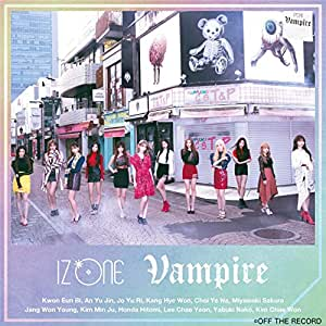 【Amazon.co.jp限定】Vampire(Type B)(DVD付)【特典:ICカードステッカー(絵柄A)付】