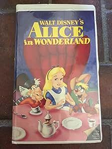 Alice in Wonderland [VHS] [Import]