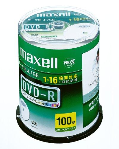 maxell データ用 DVD-R 4.7GB 16倍速対応...