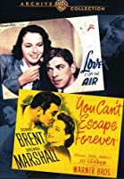 Wac Double Features: Love Is on the Air/You Cant [DVD] [Import]