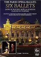 Paris Opera Ballet: Six Ballets [DVD] [Import]