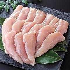 水郷どり ささみ 笹身 1kg 新鮮 朝引き 国産鶏肉 産地直送 千葉県産 鶏肉 鳥肉