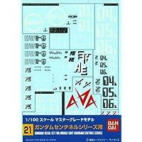 1/100 ガンダムデカール MG 汎用-センチネル用 (21)