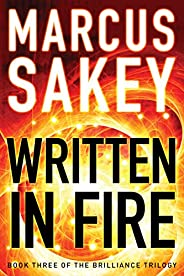 Written in Fire (The Brilliance Trilogy Book 3)