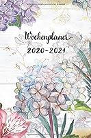 Wochenplaner 2020-2021: Vintage Blumen Wochen - und Monatsplaner | Terminkalender Tagesplaner | ein Liebevolles Geschenk fuer Frauen Kollegen
