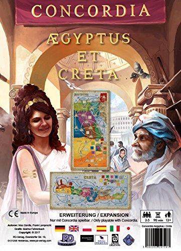 Concordia Aegyptus / Creta