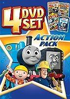 Hit Favorites: Action 4-Pack [DVD] [Import]