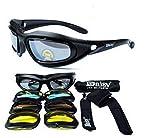 Daisy C5 スポーツ シューティング サングラス 交換 レンズ 4...