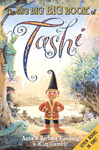 The Big Big Big Book of Tashi: Tashi/Tashi and the Giants/Tashi and the Ghosts/Tashi and the Genie/Tashi and the Baba Yaga/Tashi and the Demons/Tashi and the Big Stinkerの詳細を見る