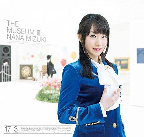 水樹奈々 (Nana Mizuki) – THE MUSEUM III [FLAC / CD] [2018.01.10]