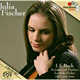 J.S. Bach: Sonatas and Partitas for Solo Violin, BWV 1001-1006 [Hybrid SACD]