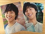 Kis-My-Ft2 キスマイ 藤ヶ谷太輔 銀座カラー クリアファイル 2枚セット