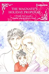 The Magnate's Holiday Proposal: Harlequin comics Kindle Edition