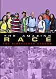 Amazing Race: Season 19/ [DVD]