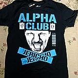 クリスジェリコ Tシャツ CHRIS JERICHO Mサイズ