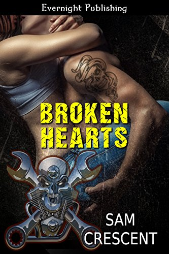 Download Broken Hearts (Chaos Bleeds Book 7) (English Edition) B013W6BGO2