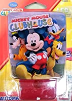 常夜燈Mickeyマウス自動LED