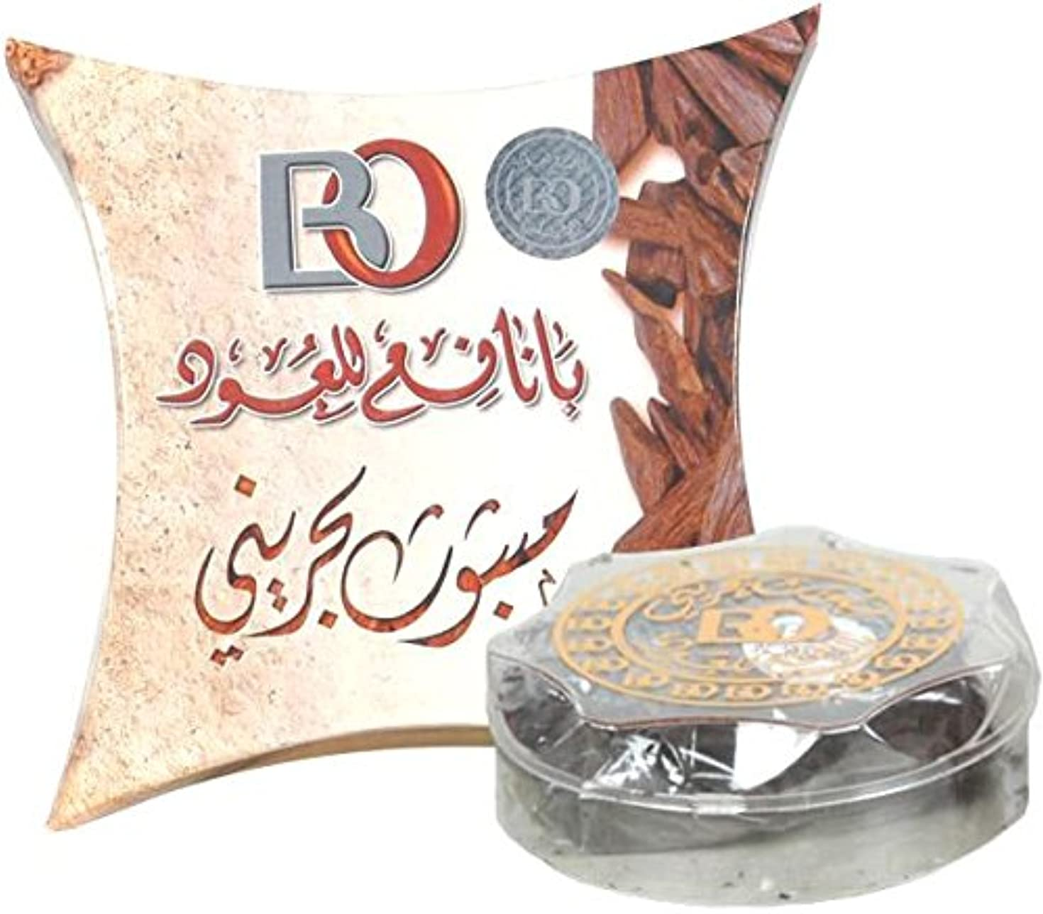続編料理をする独立したBakhoor Incense Mabsoos Bahraini Banafa for Oud 30 grams????? ?????? ?????? ?????
