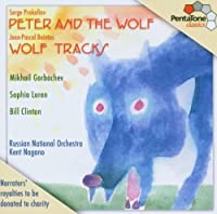 Prokofiev: Peter and the Wolf / Beintus: Wolf Tracks by Bill Clinton (2003-10-20)