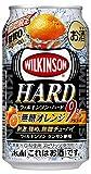 ウィルキンソンハード 期間限定 無糖オレンジ 缶 350ml×24本 [ チューハイ ]