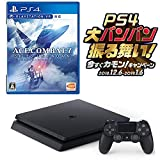 PlayStation 4 500GB お好きなダウンロードソフト2本セット(配信) + ACE COMBAT 7: SKIES UNKNOWN (Amazon限定特典配信付) CUH-2200AB01