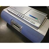 ビクター Victor |高音質 MDLP/CD/カセット搭載ラジカセ RC-X5MD 高速&長時間録音