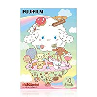 Fujifilm Instax Miniフィルム( 10シート、ミニCinnamoroll )